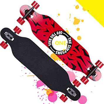 FUNANDTRICK Monopatines Freeride Truco Longboard Truco ...