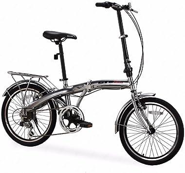Mejor elección Productos® Bicicleta Plegable 20