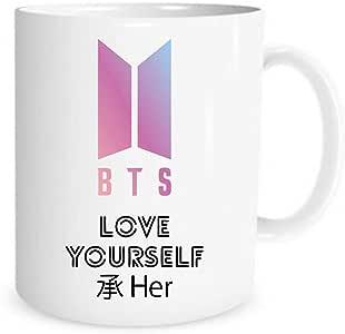 قدح BTS Love Yourself