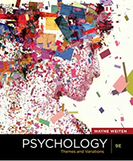 Amazon com: Psychology: Themes and Variations, 9th Edition