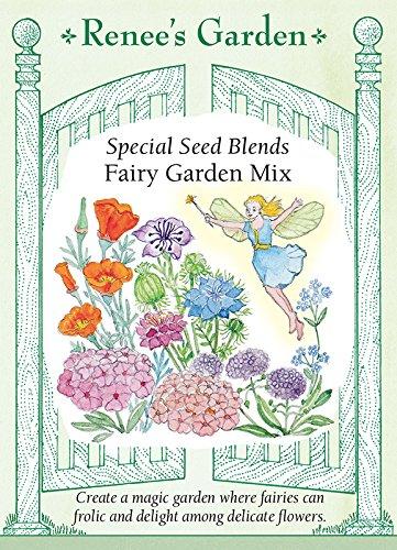'Fairy Garden Mix' Special Seed Blends