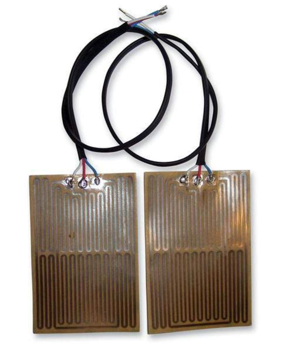 RSI Racing Hi-Power Grip Heater Element Kit - Standard 4in.