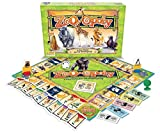 Best Late for the Sky Board Games Kids - Zoo-opoly Board Game Review