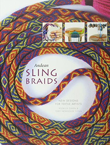 Andean Sling Braids: New Designs for Textile Artists