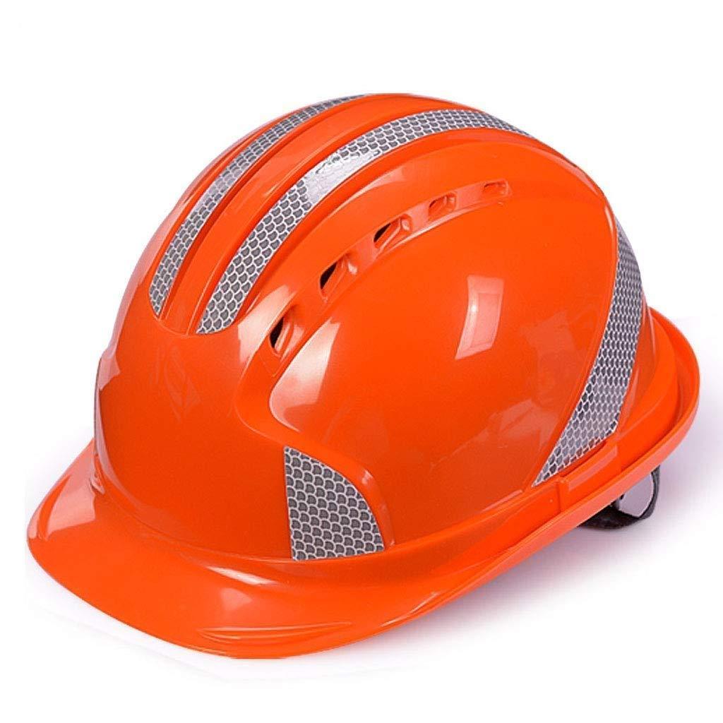 Regular GUUO Serie PV50 Durchscheinender Helm Color : Yellow
