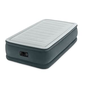 Intex Comfort Plush Elevated Dura-Beam Airbed, Twin