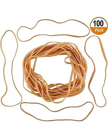 Marrone Elastico in gomma con elastico x61