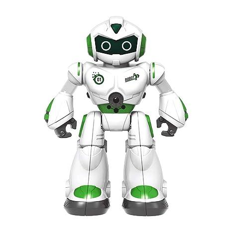 Amazon Com Locke Teddy Robot Toys Smart Robotics For Kids With