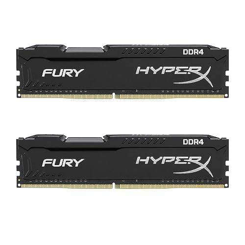HyperX FURY DDR4 HX424C15FB2K2/16 RAM Kit 16GB (2x8GB) 2400MHz DDR4 CL15 DIMM
