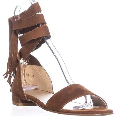 c02fbaf6dc92 Stuart Weitzman Women s Corbata Wrap Sandals