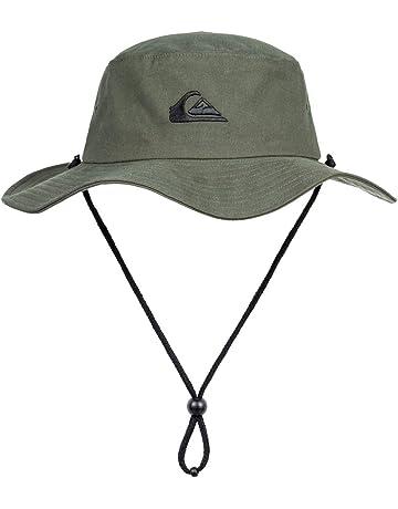 85e62d8e856adc Quiksilver Men's Bushmaster Sun Protection Hat