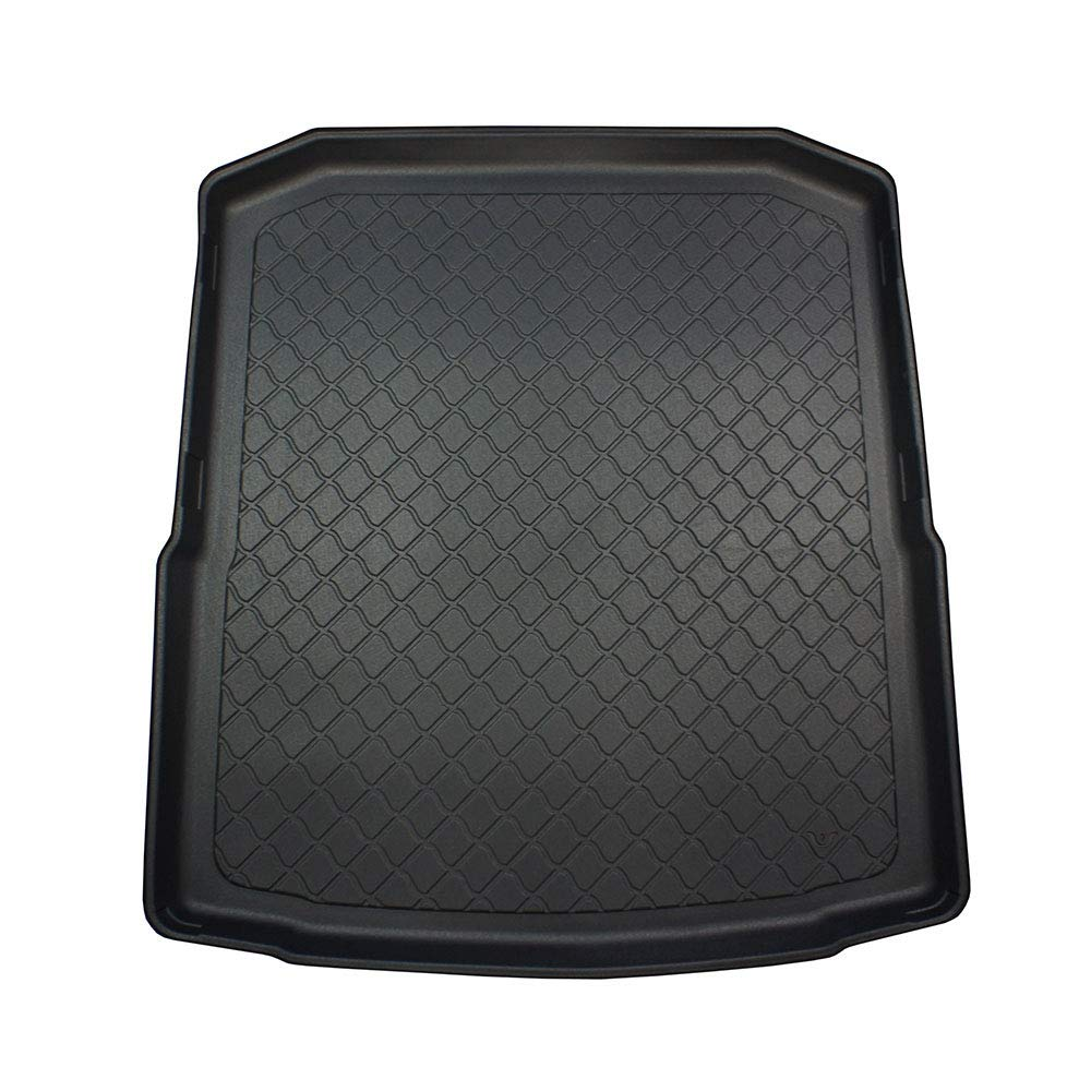 additional description: all versions from 05.2015- Tailored Trunk Mat with Antislip MTM Boot Liner Superb III cod 5096 3V