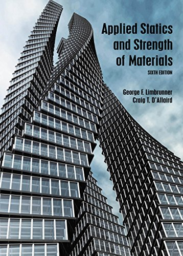 Download Applied Statics and Strength of Materials (B00SZECL00) B00SZECL00