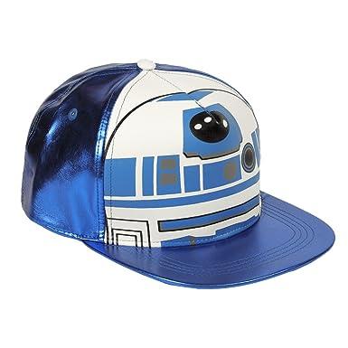 Star Wars - Gorra Gorro Béisbol - simil piel brillante - Niño ...