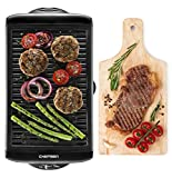 Best Indoor Grills - Chefman Electric Smokeless Indoor Grill, XL Non Stick Review