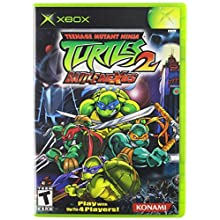Teenage Mutant Ninja Turtles 2 Battle Nexus - Xbox