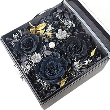 Porte Bijoux Fleur Eternelle Boite A Bijoux Octogonale Avec Petits