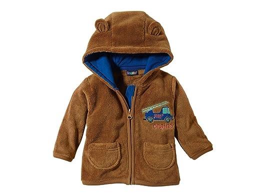 lupilu bebé niño y niña Teddy Chaqueta/ - Sudadera: Amazon.es: Ropa y accesorios