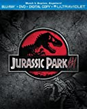 Jurassic Park III (Blu-ray + DVD + Digital Copy + UltraViolet) by Universal Studios