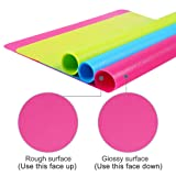 3 Pack Extra Large Silicone Sheets for
