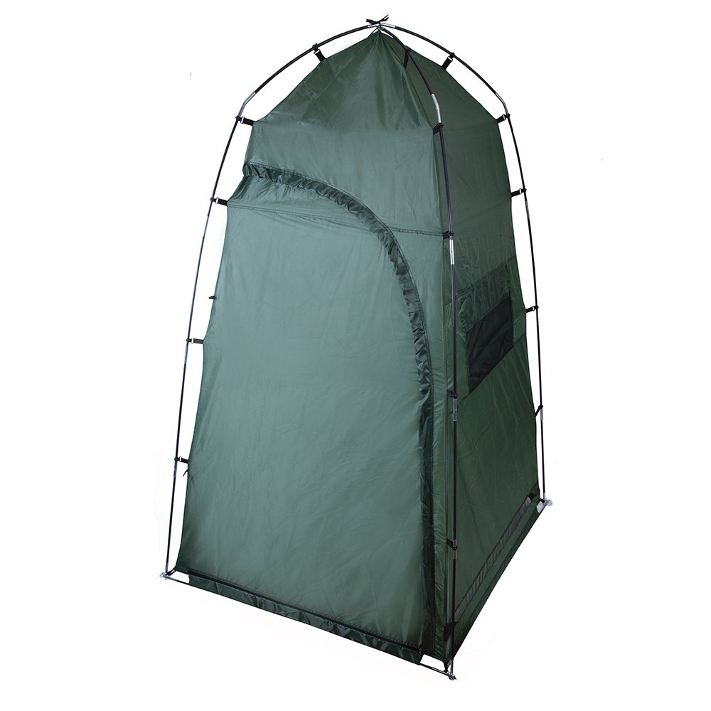 Stansport Cabana Privacy Shelter, Camp Shower, Toilet, Changing Room, 4' x 4' x 7' by Stansport