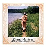 Shanti Mantras CD