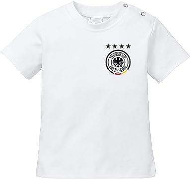 Ezyshirt D5 Wm 2018 Deutschland Baby T Shirt Bio Baumwolle