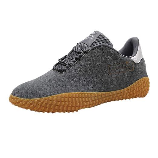 : Hurrybuy Men Trend Sneaker Running Shoes Rubber