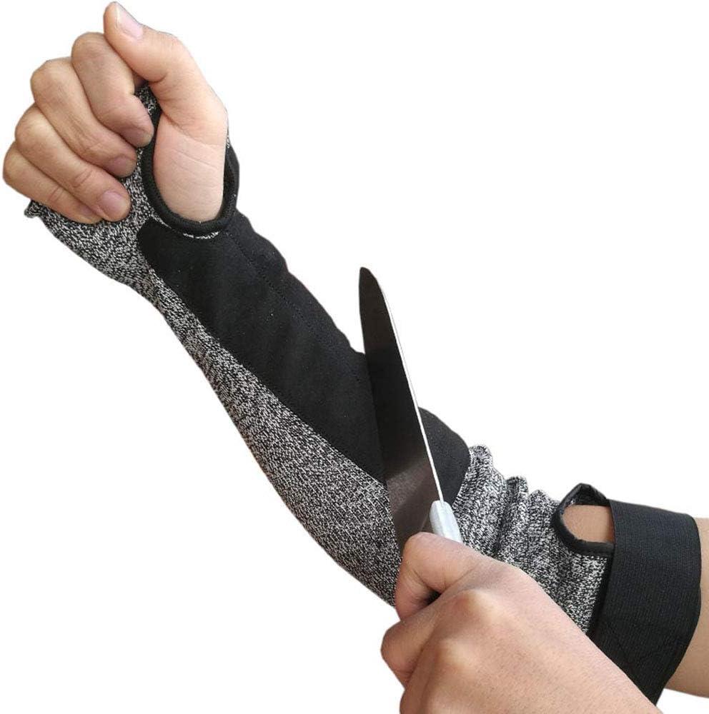XBCC Anti-Cut Armmanschette Ohne Knochen Edelstahl Draht Schnittfeste Armschutz Handschuhe Outdoor Camping Wandern Armschutz