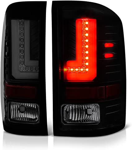 Replacement Tail Light Assembly 1-Pair SLE//SLT//WT GMC Sierra
