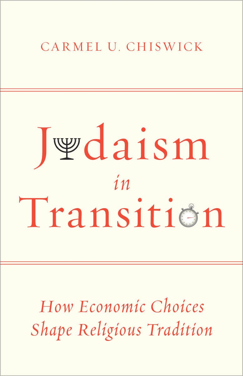 Judaism in Transition: How Economic Choices Shape Religious ...