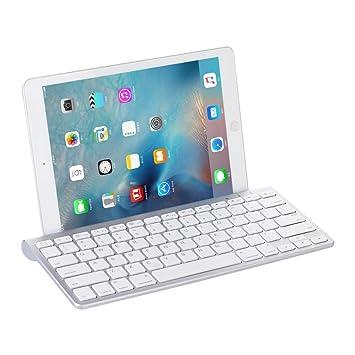 LCL lclrute Bluetooth Ultra-Slim Teclado para iPad Air 2/Air, iPad