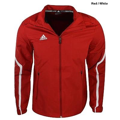 Adidas Women's Ladies Cut Track Jacket- Team Style Performance Sport Full Zip