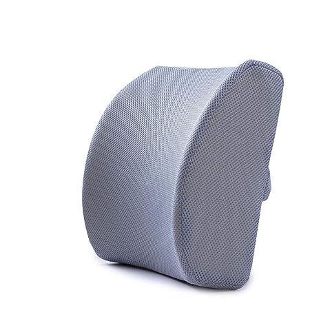 Amazon.com : Memory Cotton Lumbar Pillow firmeza equilibrada ...