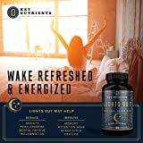 Natural Sleep Aid, Lights Out: Contains