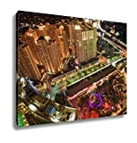Ashley Canvas Jakarta City Indonesia Wall Art Decoration Picture Painting Photo Photograph Poster Artworks, 20x25
