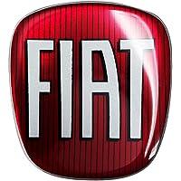AMS 14214 Fiat 3D reserveonderdeel logo voor 500