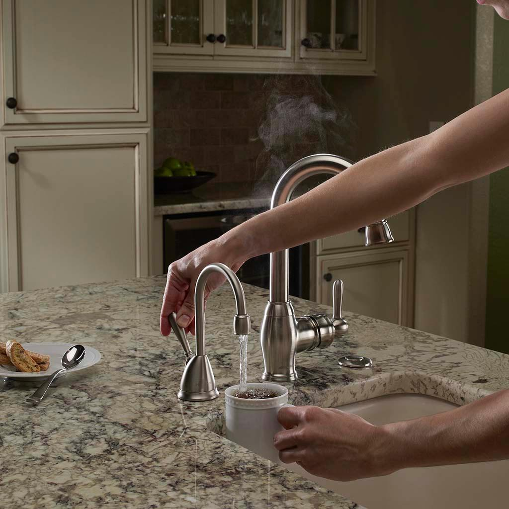Insinkerator H Viewsn Ss Involve View Hot Water Dispenser
