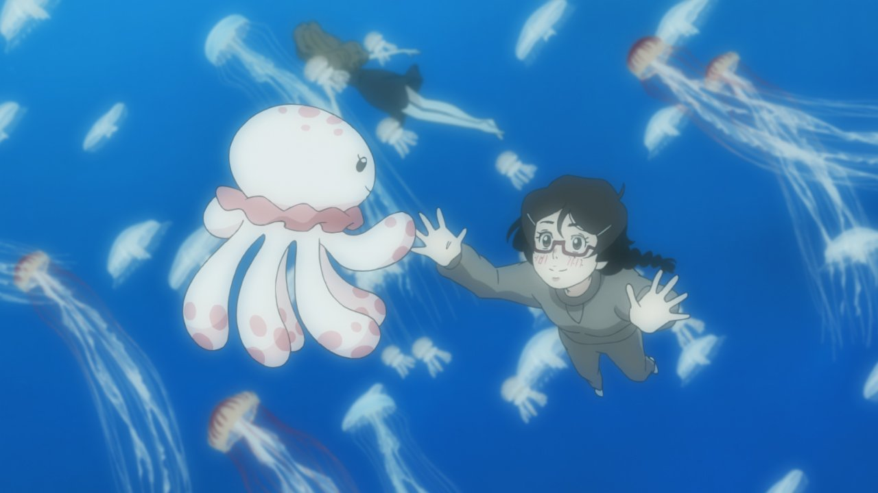amazon com princess jellyfish the complete series blu ray dvd