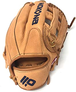 product image for Nokona Supersoft XFT-1175H Baseball Glove H Web 11.75 Right Hand Throw