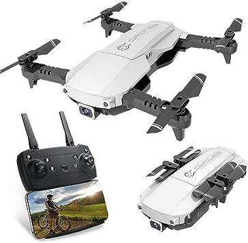 Opinión sobre Drone FPV Plegable con Cámara 4K para Adultos, 5G WiFi FPV Drone Video en Vivo para Principiantes, Cambio de Doble Disparo   Control del Teléfono   Foto Gesto   Visión VR