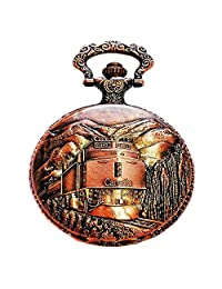 Canada Watches 2017 Birthday Regulation Railway Pocket Watch 5 of Limited Edition with Japanese Movement, Licence C-12242
