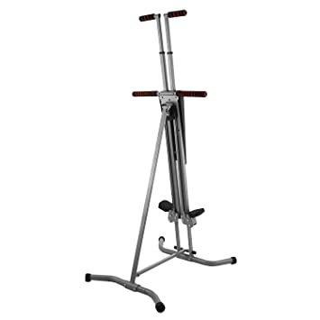 SucceBuy Machine d escalade Grimpeur Vertical Stepper Fitness Reglable  Muscler Jambes (P8006) 3daa16ebe52