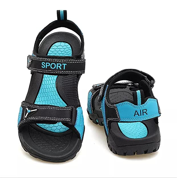 Amazon.com | Asifn Sports Athletic Sport Sandals Slides Women Outdoor Summer Beach Fisherman Leather Casual Shoes Strap Hiking | Sandals
