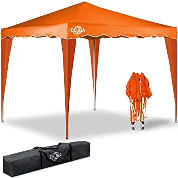 9690d54734c 3x3 Pop Up Gazebo Capri Canopy Shelter Party Tent Marquee Wedding Outdoor  Free Carry Bag Pegs Ropes Colour Choice