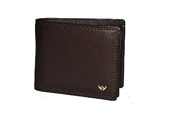 DHide Designs Brown Men's Wallet Wallets