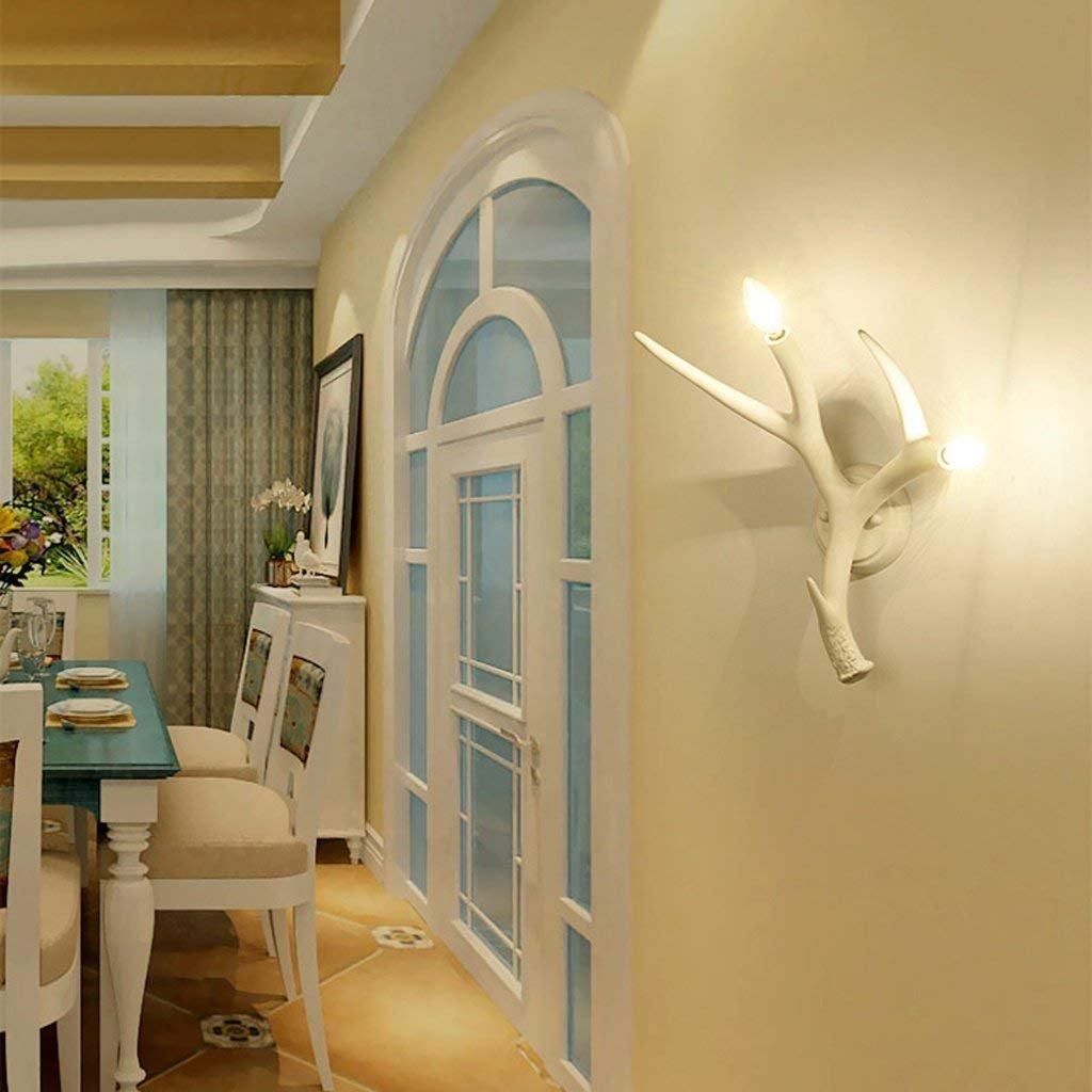 CN Wandleuchte kreative kreative kreative Wandleuchten Wohnzimmer Nacht Schlafzimmer Schlafzimmer Persönlichkeit dekorative Gang BAI mediterranen Gartenleuchten B07K66FQND | Räumungsverkauf  1df4aa