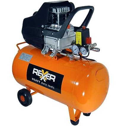 Compresor 50 l (1,5 kW, 2,0 PS, potencia de