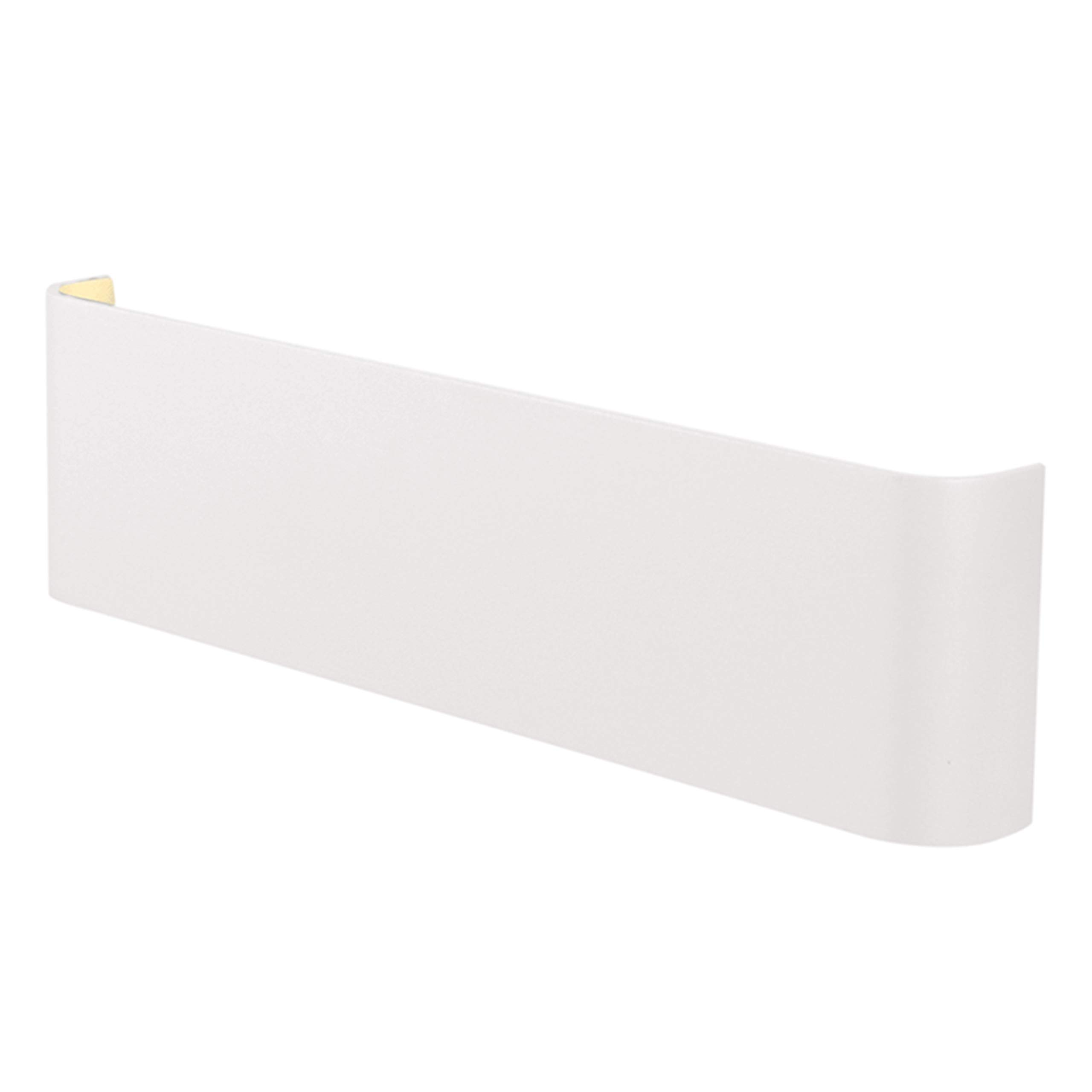 Lightess Modern Sconce Lighting 19W Up and Down LED Wall Lamp White 1 Light by LIGHTESS (Image #1)