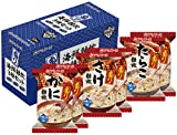 Amano Foods Japan Japanese rice soup with Seared seafood Zosui 3 types x 2 pc